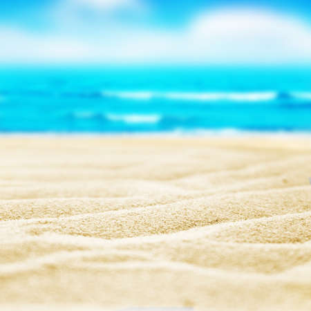 Strandsand Standard-Bild - 24994560