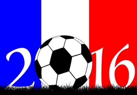 finalist: France 2016 Stock Photo