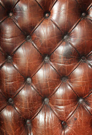 buttoned: Luxury buttoned leather texture