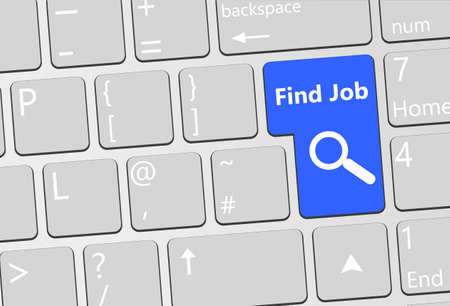 Enter key replace with a find job key