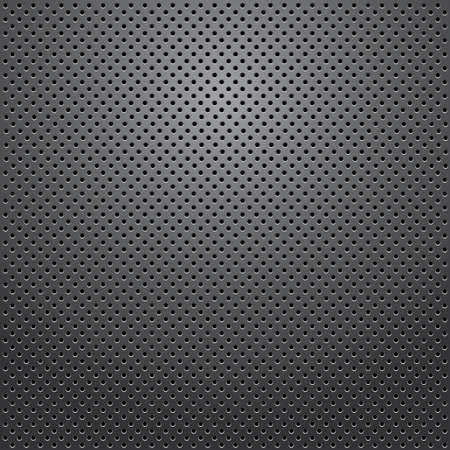 Speaker grill texture. Illustration  Vector