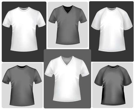 with orange and white body: Blanco y negro deportivas polo camisas y camisetas