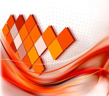 Business background abstrait élégant Vecteurs