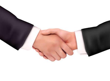trustworthy: Handshake  illustration