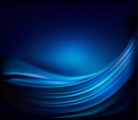 Business elegant blue abstract background  Vector illustration  向量圖像