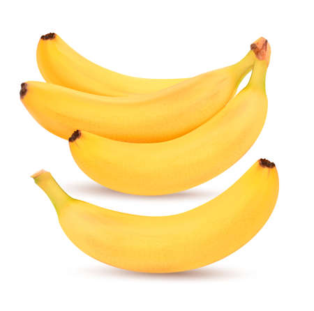 Bunch of bananas. Vector illustration. Stock Vector - 17187971