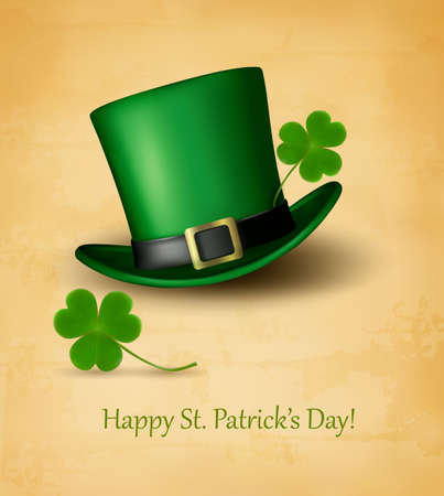 Saint Patrick Stock Vector - 18252330