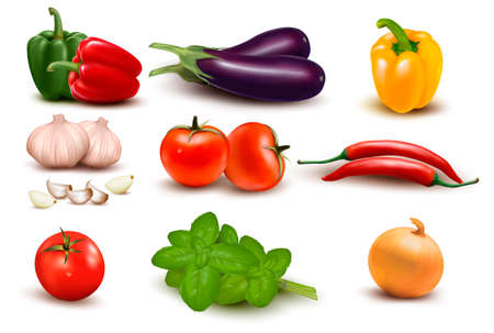 starch: The big colorful group of vegetables