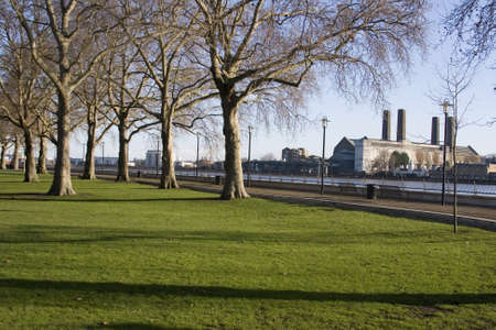Park near Greenwich in London, United Kingdom photo