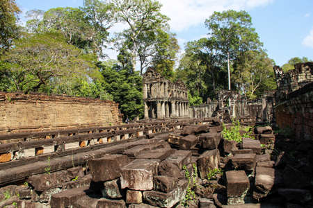 Angkor Temples in Siem Reap, Cambodia