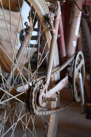 exert: bike Stock Photo