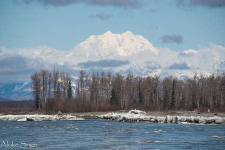 Mount Hunter, Alaska.
