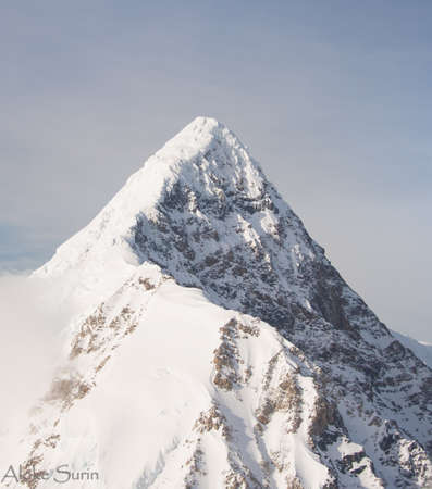 Mount Russell, Alaska.