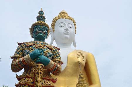 titan: titan is a guardian of buddha