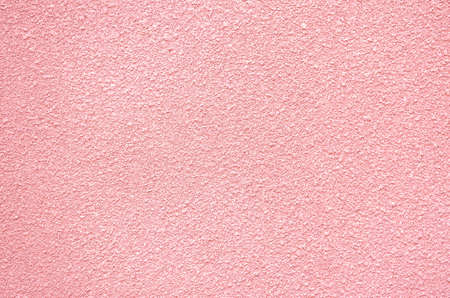 scabrous: wall rough texture pink color background