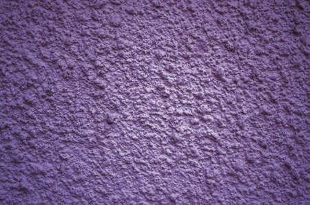 scabrous: wall rough texture  purple color background Stock Photo