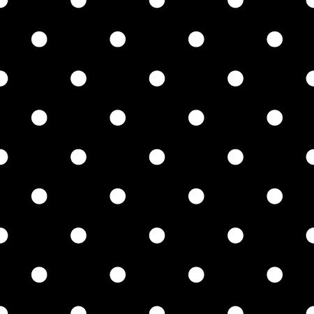 polka dot fabric: Small Polka Dot seamless pattern. Abstract fashion black and white texture. Monochrome template. Graphic style for wallpaper, wrapping, fabric, background, apparel, print production, etc. Vector
