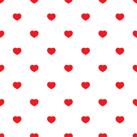 red wallpaper: Red small hearts seamless pattern on white background. Fashion graphics design. Modern stylish texture. Valentine day print concept. Template design for fabric, background, wallpaper, etc. Vector