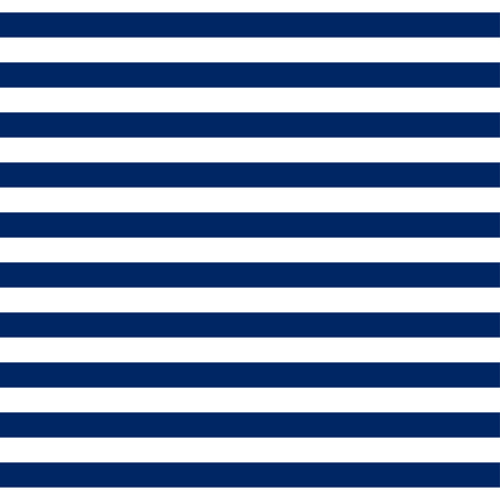 Striped seamless pattern with horizontal line. Fashion graphics design for t-shirt, apparel and other print production. Strict graphic background. Retro style. You can simply change color and size Ilustração