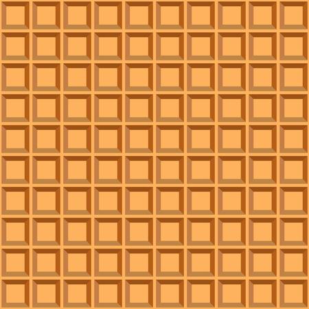 Wafer geometric seamless pattern.