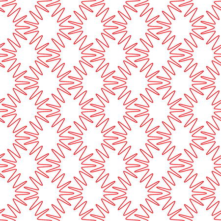 wavy fabric: Wavy stripes seamless pattern. Abstract fashion retro wave design. Geometric texture stylized flowers for wallpaper, wrapping, fabric, apparel. Monochrome template for print, website, blogs etc Vector Illustration