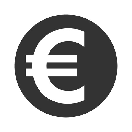 Euro Sign Symbol Of Currency Finance Business And Banking