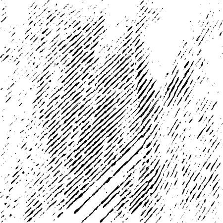 de vaqueros: Jeans textura en blanco y negro. Grunge como esbozo de textura para crear un efecto apenado. diseño monocromático de socorro superposición. De fondo con estilo moderno de la mezclilla para diferentes productos de impresión. ilustración vectorial