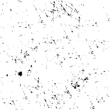 distress: Grunge texture white and black. Sketch abstract to Create Distressed Effect. Overlay Distress grain monochrome design. Stylish modern background for different print products. Vector illustration