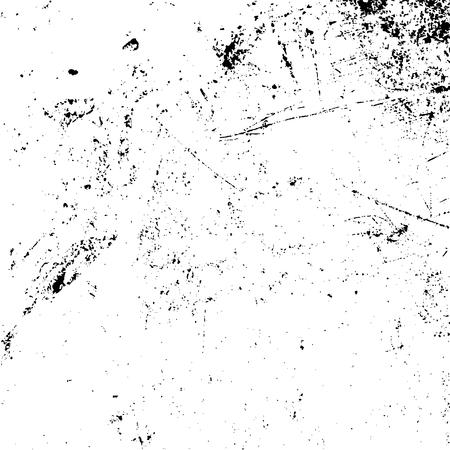 produits céréaliers: Grunge texture blanche et noire. Dessinez abstraite pour créer un effet affligé. Overlay conception Distress grain monochrome. fond moderne élégant pour différents produits d'impression. Vector illustration Illustration