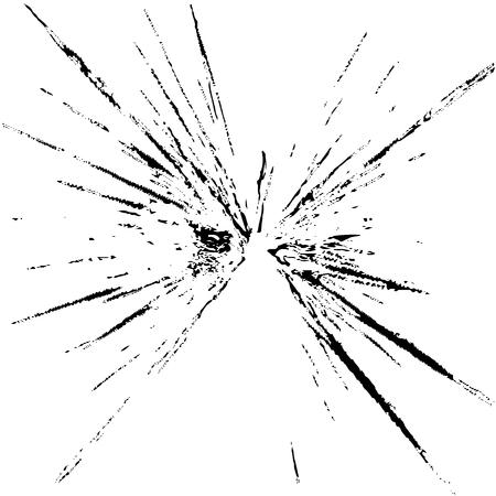produits c�r�aliers: Bris� verre grunge texture blanc et noir. Dessinez abstraite pour cr�er un effet afflig�. Overlay conception Distress grain monochrome. fond moderne �l�gant pour les produits d'impression. Vector illustration. Illustration