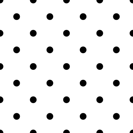 polka dot fabric: Small Polka Dot seamless pattern. Abstract fashion black and white texture. Monochrome template. Graphic style for wallpaper, wrapping, fabric, background, apparel, print production, etc.
