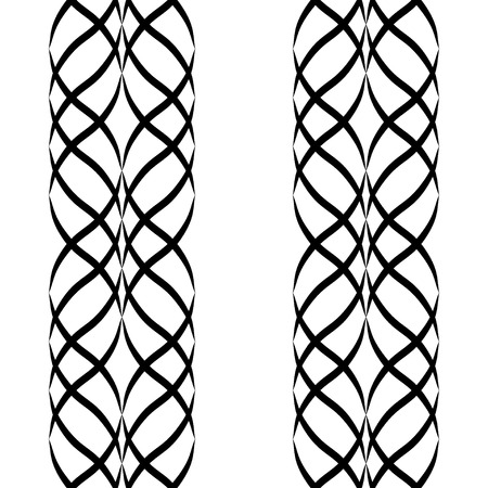 Arabic Seamless Pattern With Wave Traditional Middle Eastern Gorgeous Middle Eastern Patterns