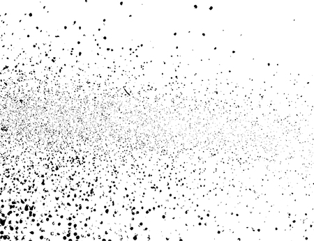 produits c�r�aliers: Grunge texture blanche et noire. Dessinez abstraite pour cr�er un effet afflig�. Overlay conception Distress grain monochrome. fond moderne �l�gant pour diff�rents produits d'impression. Stock Vector illustration Illustration