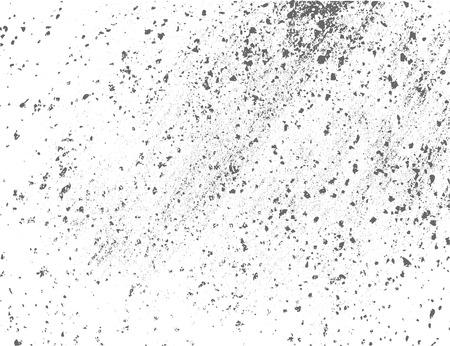 produits céréaliers: Grunge texture blanche et noire. Dessinez abstraite pour créer un effet affligé. Overlay conception Distress grain monochrome. fond moderne élégant pour différents produits d'impression. Stock Vector illustration Illustration
