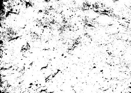 produits céréaliers: Grunge texture blanche et noire. Dessinez sale abstraite pour créer Distressed Effect. Overlay conception Distress grain monochrome. fond moderne élégant pour différents produits d'impression. Vector illustration
