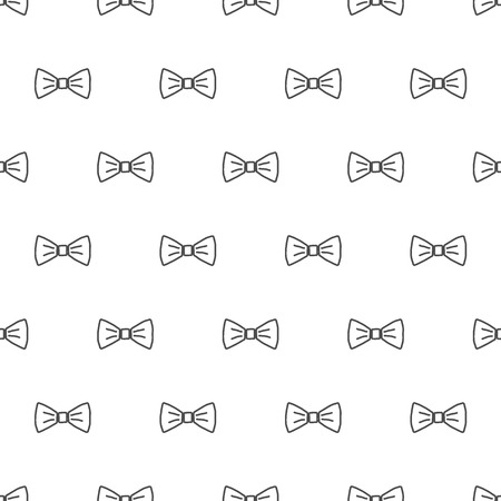 bowtie: Bow tie seamless pattern. Fashion graphic background design. Modern stylish texture with bow-tie. Monochrome template. Can be used for prints, textiles, wrapping, wallpaper, website, blog etc.