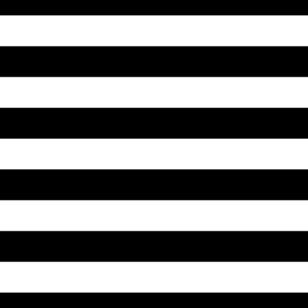 Striped seamless pattern with horizontal line. Black and white fashion graphics design. Strict graphic background. Retro style. Template for wallpaper, wrapping, textile, fabric. Illustration. Stock Photo