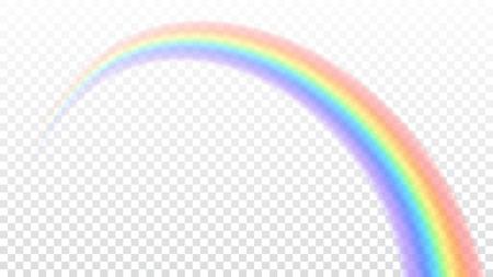 Rainbow icon Фото со стока - 86819470