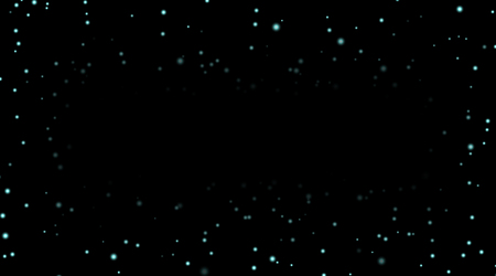 Night Sky With Blue Stars On Black Background Dark Astronomy