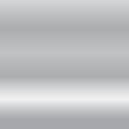 Fondo degradado plateado. Textura de diseño plateado para cinta, marco, banner. Plantilla de degradado de plata abstracta. Placa de acero con brillo metálico. Ilustración de vector de patrón de cromo ligero metálico