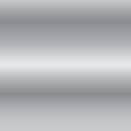 Silver gradient background. Silver design texture for ribbon, frame, banner. Abstract silver gradient template. Metal shine steel plate. Metallic light chrome pattern Vector illustration Illusztráció