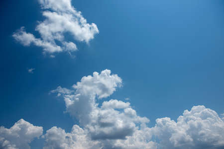 sky scape: sky scape in Thailand Stock Photo