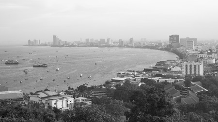 Pattaya city is famous about sea sport and night life entertainment.