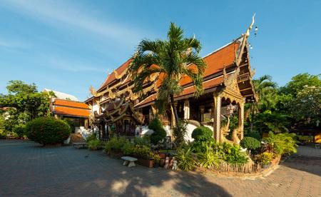 Wat Ket Karam or Wat Sra Ket is a Buddhist temple in Chiang Mai, Thailand