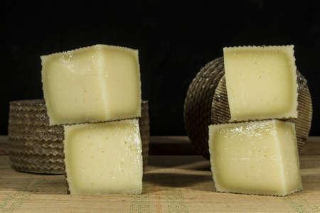 casein: Manchego Curado cheese made with sheep milk