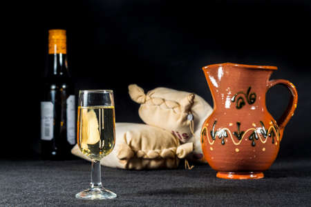 whine: Manzanilla wine