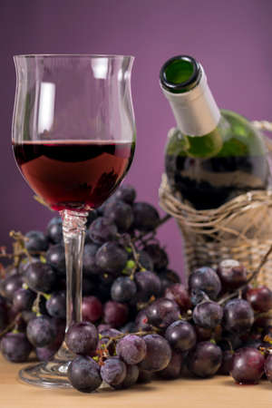 Rioja wine Stock Photo