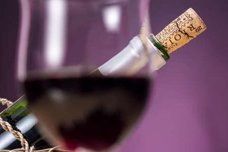 rioja: Rioja red wine