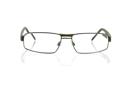 Spectacles on white with shadow Stock Photo - 15825944