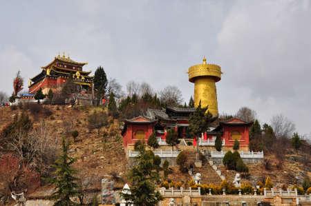 lamaism: Shangrila, Yunnan province, China